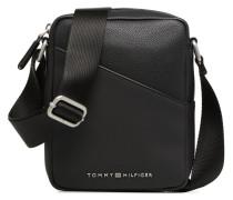 TH Diagonal Mini reporter Herrentaschen für Taschen in schwarz