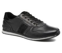 Pishup Sneaker in schwarz