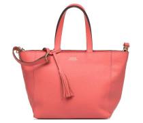 Cabas Parisien PM Zippé Handtasche in rosa