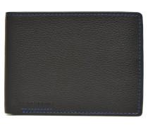 MARIUS Portebillets poche monnaie rabat Portemonnaies & Clutches für Taschen in schwarz