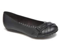 Rebel SA Ballerinas in schwarz