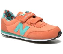 KE410 J Sneaker in orange