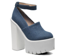 Scully Pumps in blau