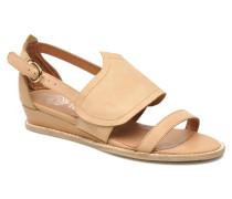 Spf50 Sandalen in beige