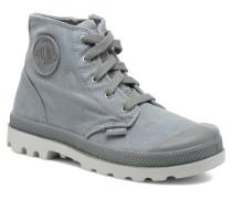 Pampa Hi Zip K Stiefeletten & Boots in grau