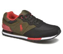 Slaton Polo Sneaker in schwarz