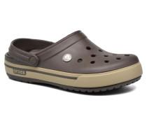 Crocband II.5 Clog F Clogs & Pantoletten in braun
