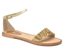 Raisa B Sandalen in beige