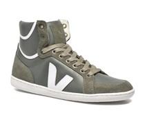 Spma leather Sneaker in grau