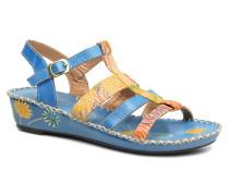 Valide Sandalen in blau