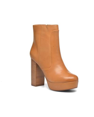KOBO Stiefeletten & Boots in braun