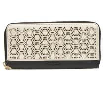 ZIP AROUND OLGA Portefeuille Portemonnaies & Clutches für Taschen in weiß