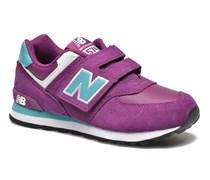 KG574 J Sneaker in lila