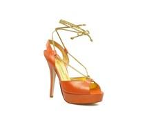 Lisette Sandalen in orange