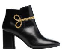 Boots Camp #14 Stiefeletten & in schwarz