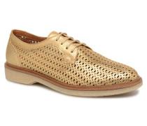 Darwin Classic Douro Schnürschuhe in goldinbronze