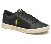 Huntley Sneaker in schwarz