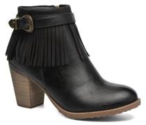 Priscilla 62231 Stiefeletten & Boots in schwarz