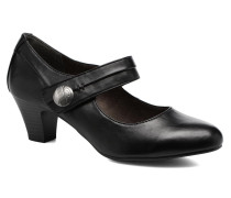 Plati Pumps in schwarz