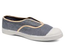 Tennis Elly Bluecheks Sneaker in blau