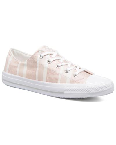 556736360851 Gute Qualität Converse Damen Chuck Taylor All Star Gemma Ox Engineered Lace  Sneaker in rosa Kaufen