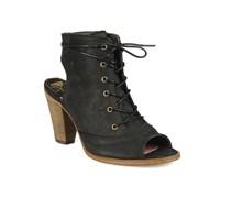 Henshaw Sandalen in schwarz