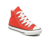Chuck Taylor All Star Core Hi Sneaker in rot