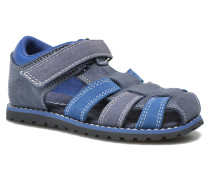 Pokey Pine Fisherman Sandalen in blau