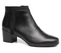 D Annya M. A D745VA Stiefeletten & Boots in schwarz