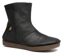 Rice Field N5043 Stiefeletten & Boots in schwarz