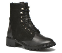 Uda leather Stiefeletten & Boots in schwarz
