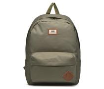 OLD SCHOOL II Rucksäcke für Taschen in grün