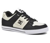 PURE B Sneaker in schwarz