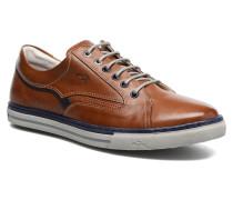 Quebec 9372 Sneaker in braun