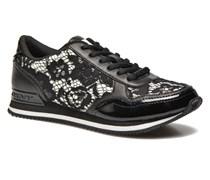 Jamie Sneaker in schwarz