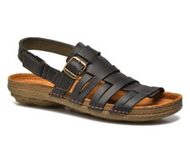 Torcal N337 Sandalen in schwarz