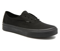 Authentic Gore W Sneaker in schwarz