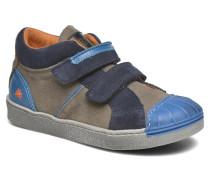 A061 Split Sneaker in blau