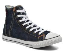 Original Red Tab Sneaker High in blau