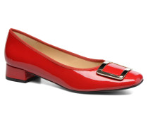 Saboucle Ballerinas in rot