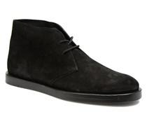 CLM1 DESERT BOOT Schnürschuhe in schwarz