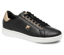 Crosscourt 2 Low Wmn Sneaker in schwarz