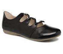 Fiona 04 Ballerinas in schwarz