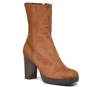Lotier Stiefeletten & Boots in braun