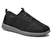 Del Rey H Sneaker in schwarz
