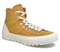 Ctas Street Hiker Hi Sneaker in braun