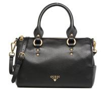 Bonnie Box satchel Handtasche in schwarz