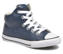 Chuck Taylor All Star High Street Hi Sneaker in blau