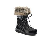 Monaco Low Stiefeletten & Boots in schwarz