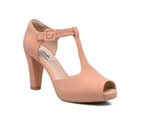 Kendra Flower Pumps in rosa